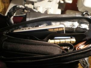 Notebook Case Interior