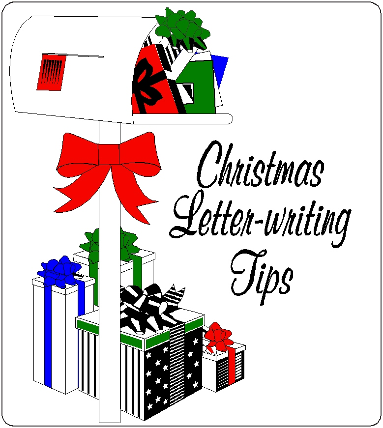 Christmas Letter-Writing Tips