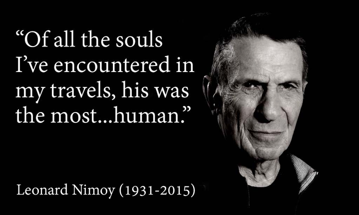 His Soul Was the Most Human