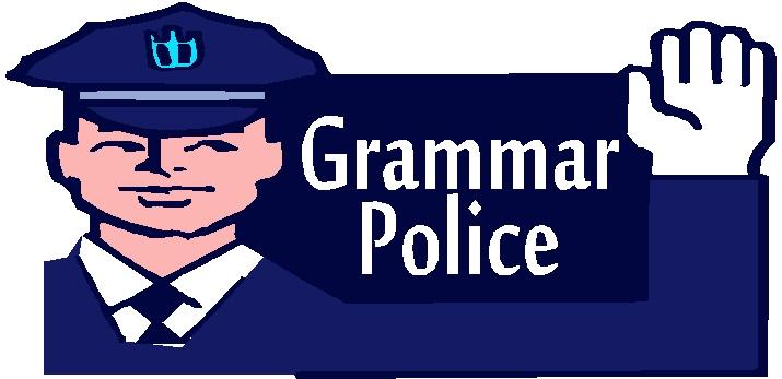 Grammar Polic
