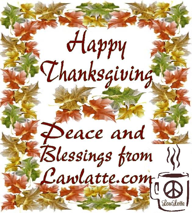Thanksgiving lawlatte 2015
