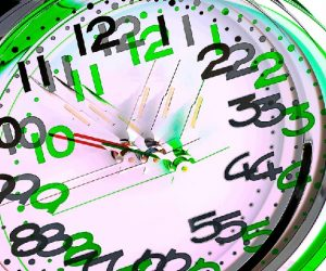 Daylight Saving Time Ends - Be Careful Out There