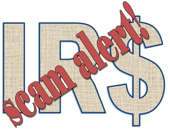 This Tax Season - Watch for IRS Phone Scams