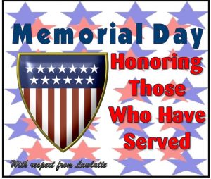 Honoring those who have served