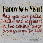 Welcome 2021 - May You be Blessed this year!