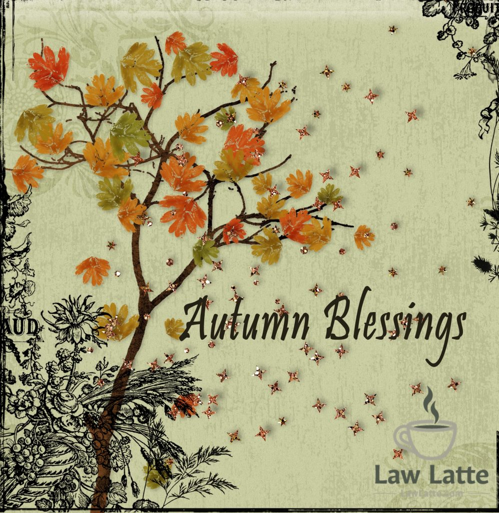 Blessings of Autumn